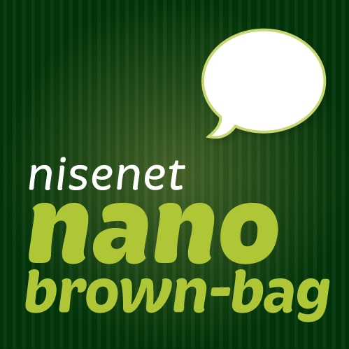 NISE Net Brown-Bag Logo